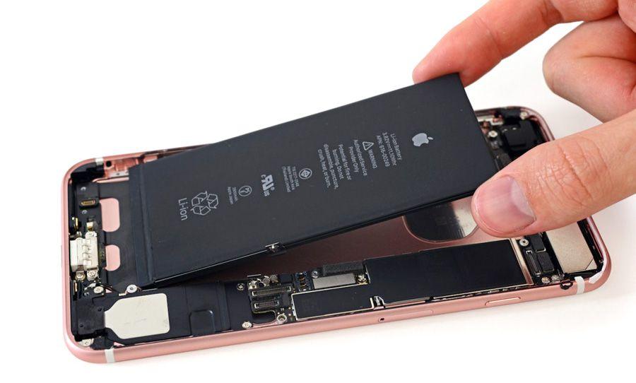 apple batterie