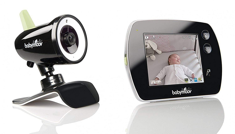 babyphone babymoov touch screen