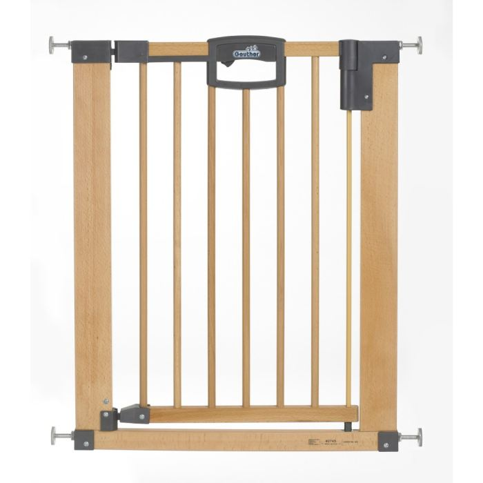 Baby Safety & Health Objective Barriere De Securite Enfant Extensible De 75cm à 175cm Escalier Porte Sans Vis