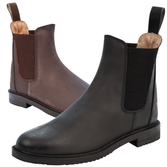 boots equitation homme