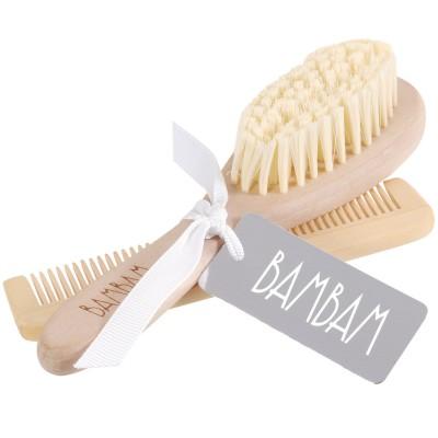 brosse et peigne bébé