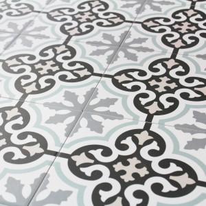 carrelage imitation carreaux de ciment