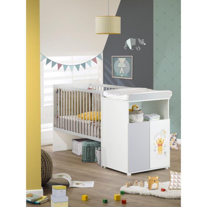 chambre bébé winnie l ourson