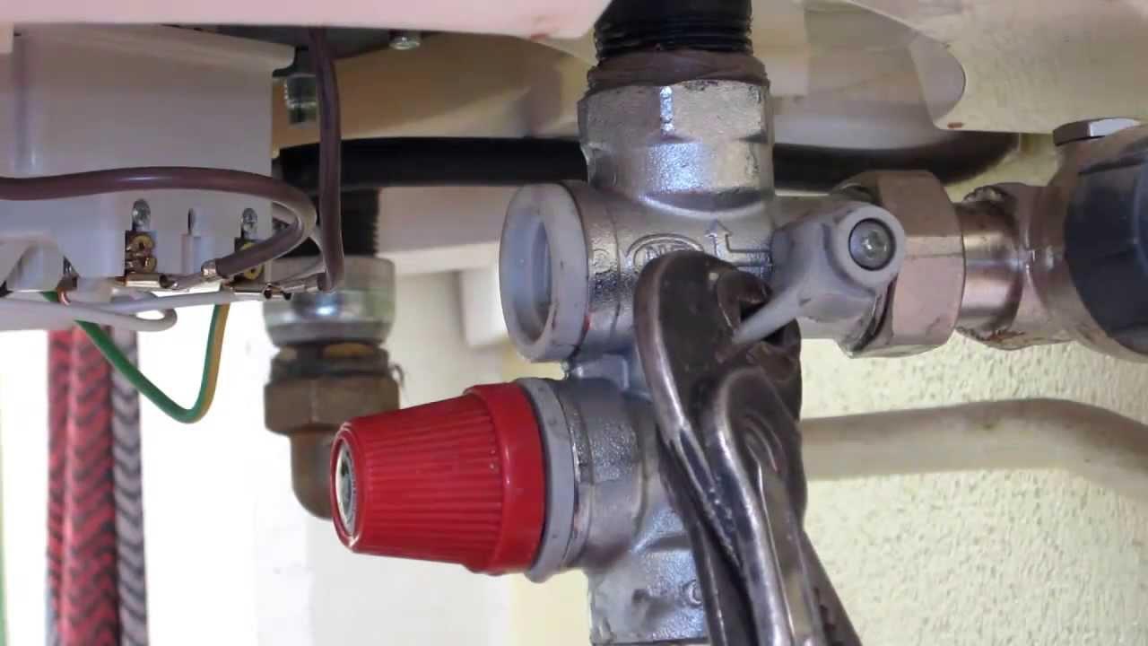 changer groupe securite chauffe eau sans vidanger