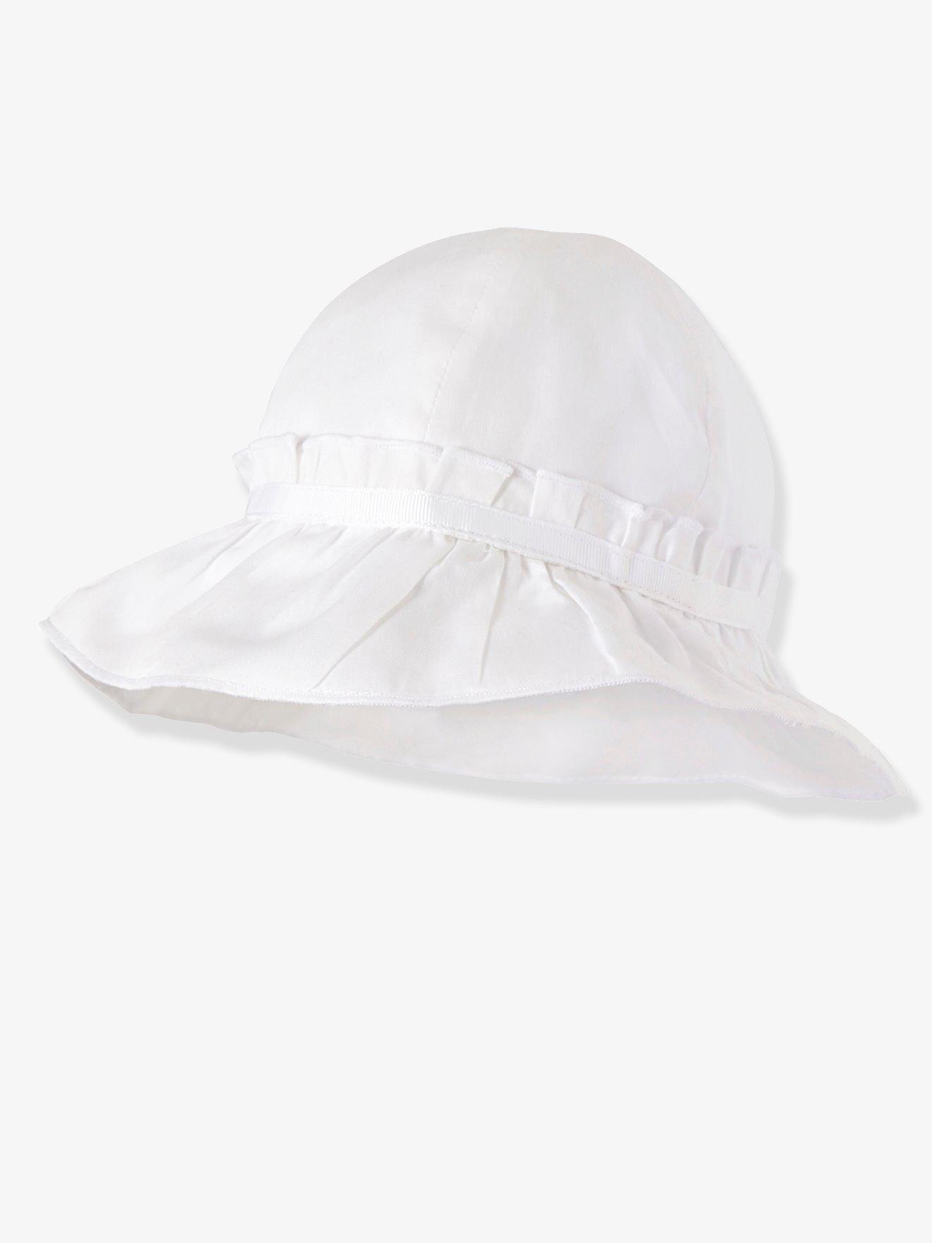 chapeau bébé fille