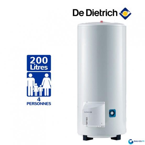 chauffe eau electrique 200l
