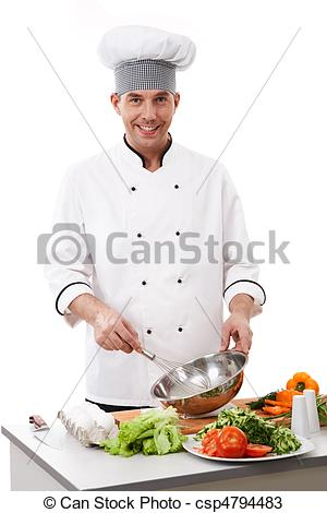 cooking chef