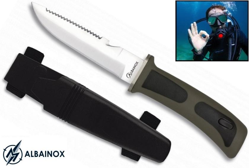 couteau plongée