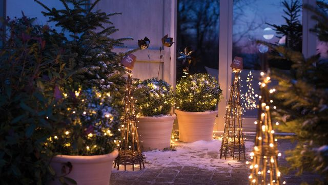 decoration noel exterieur
