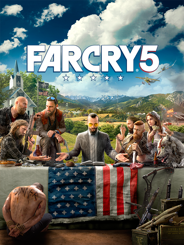 far cry 5 sortie