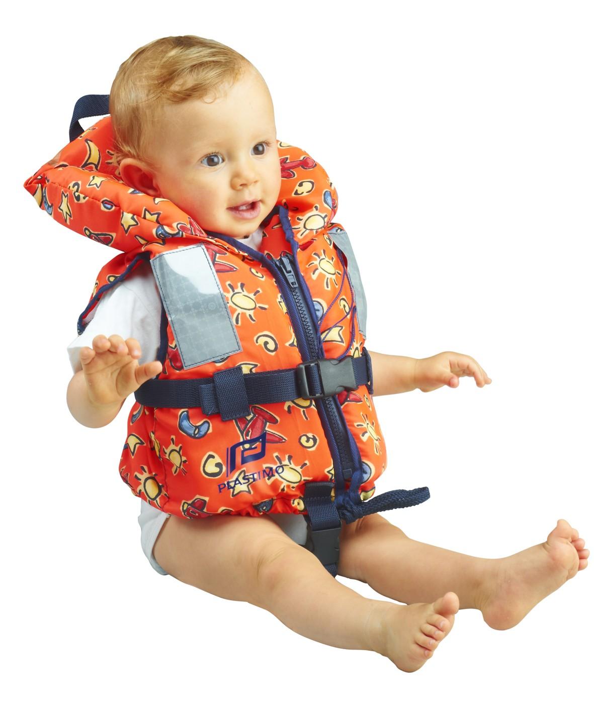 gilet sauvetage bébé