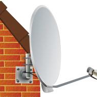 installation antenne parabolique