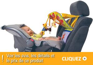 jouet pour voiture bébé