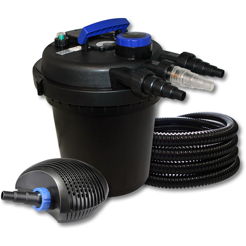 kit filtration bassin