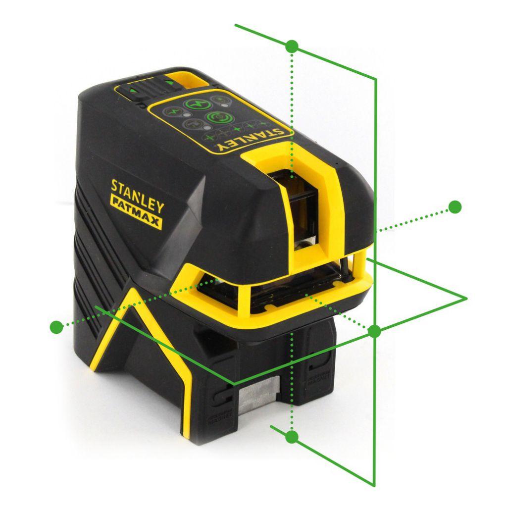 laser de chantier