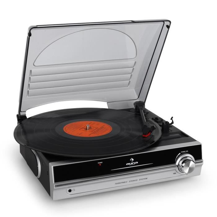 lecteur disque vinyle