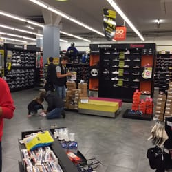 magasin de sport reims