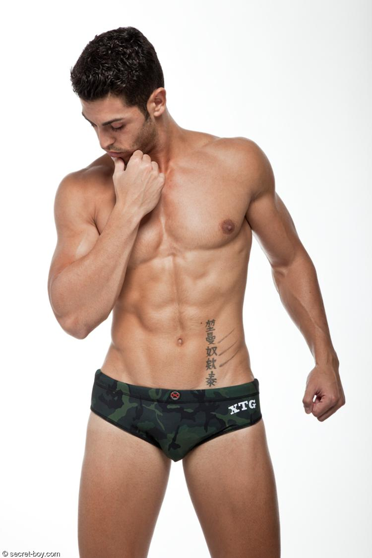 maillot bain homme