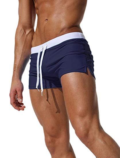 maillot de bain boxer homme