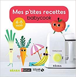 mes p tites recettes babycook