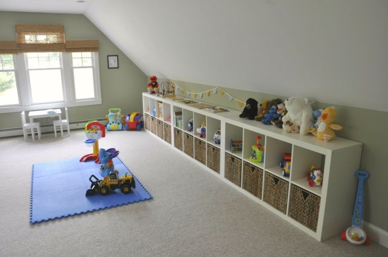 meuble pour salle de jeux