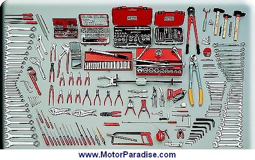 outillage mecanique auto