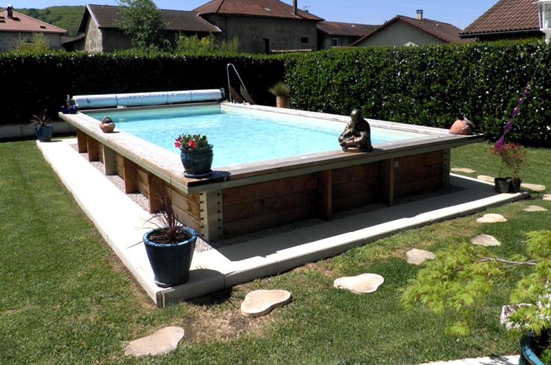 piscine acier rectangulaire
