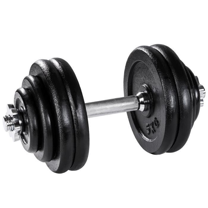 poids de musculation