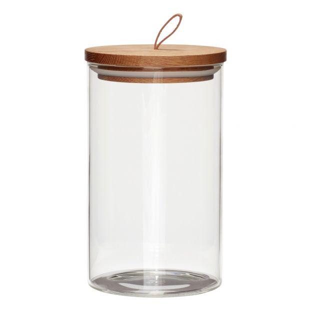 pot de conservation en verre