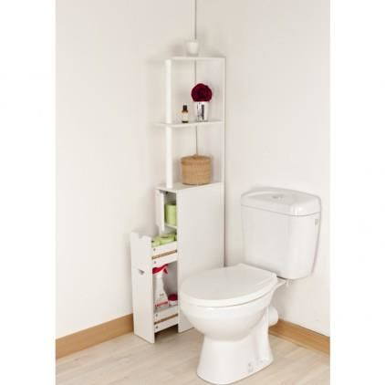 rangement salle de bain