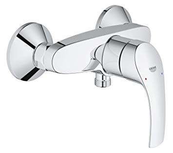 robinet douche grohe