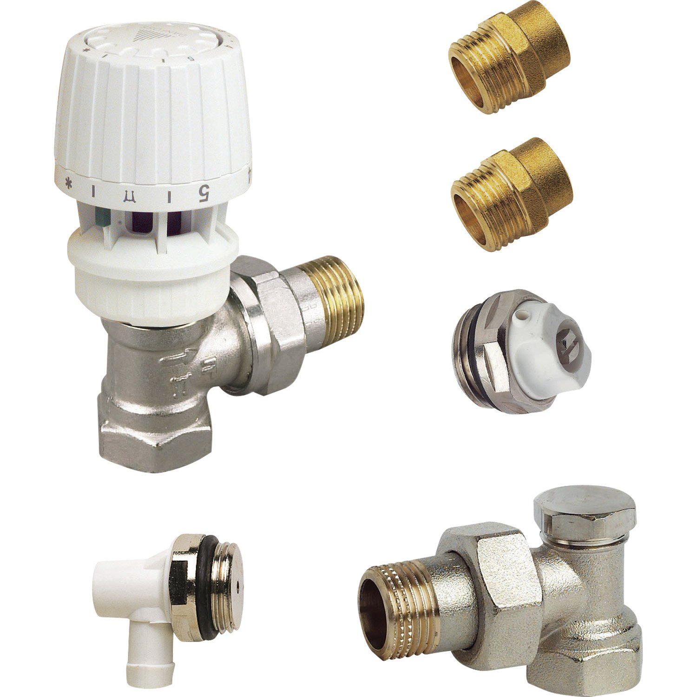 robinet thermostatique radiateur