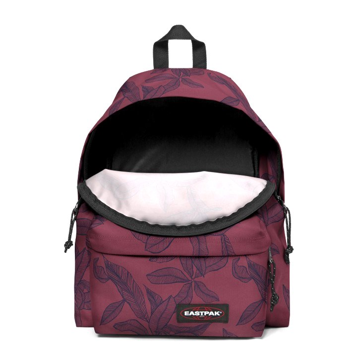 sac a dos eastpak bordeaux