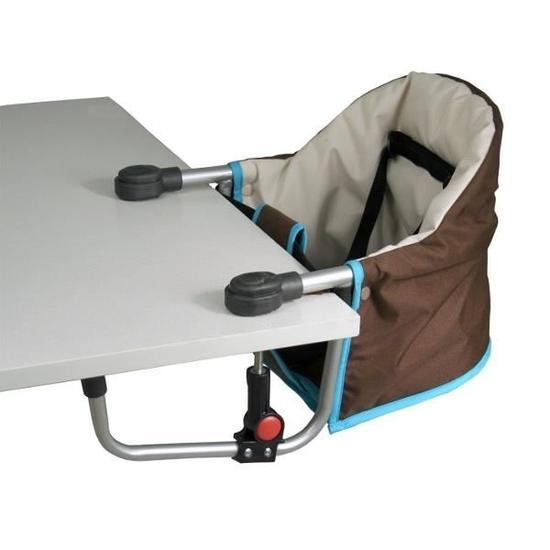 siège bébé table