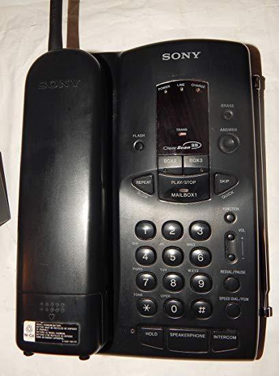telephone sony