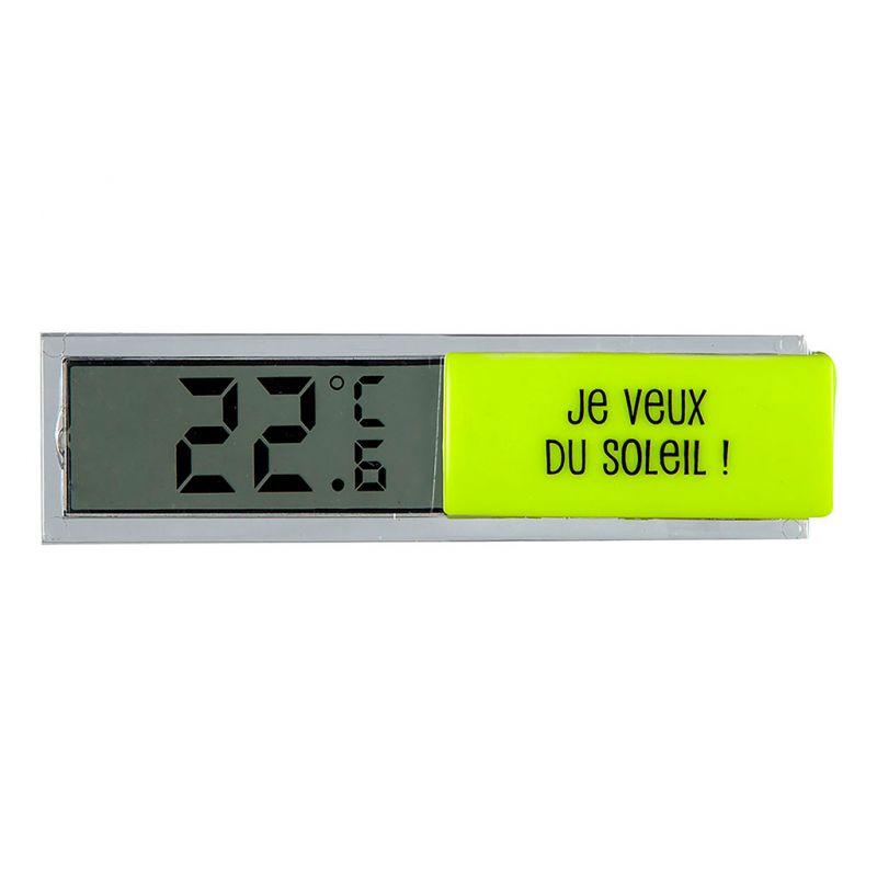 thermometre d interieur