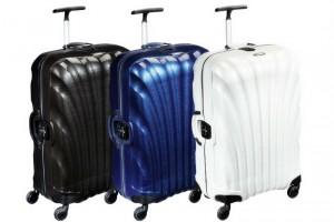 valise polycarbonate ou abs