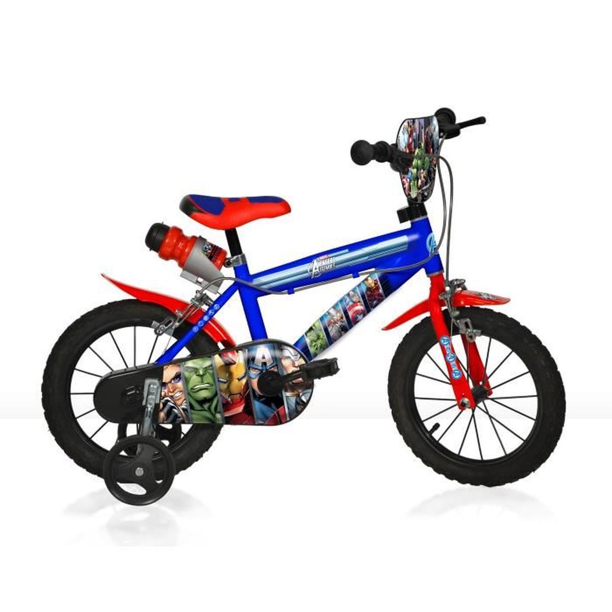 vélo garçon 14 pouces