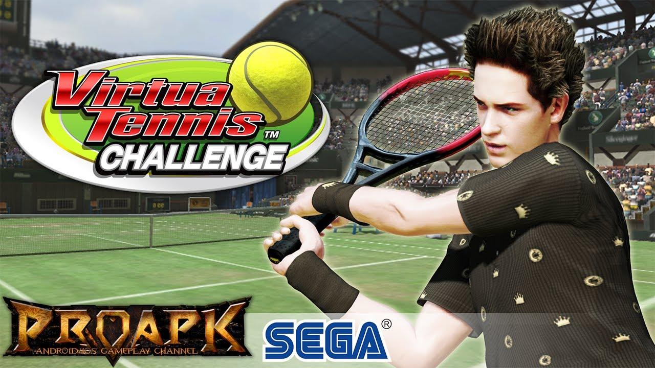 virtual tennis