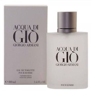 acqua di gio 100ml