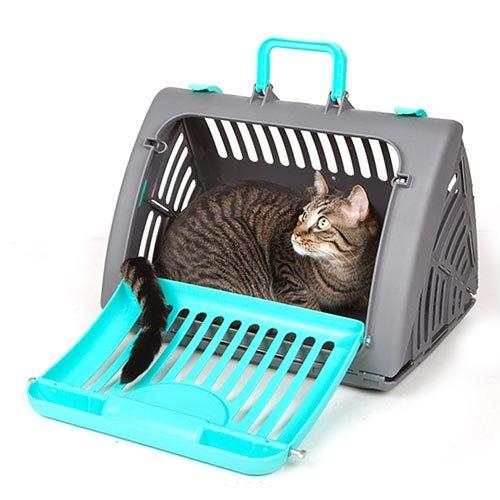 caisse de transport pour chat