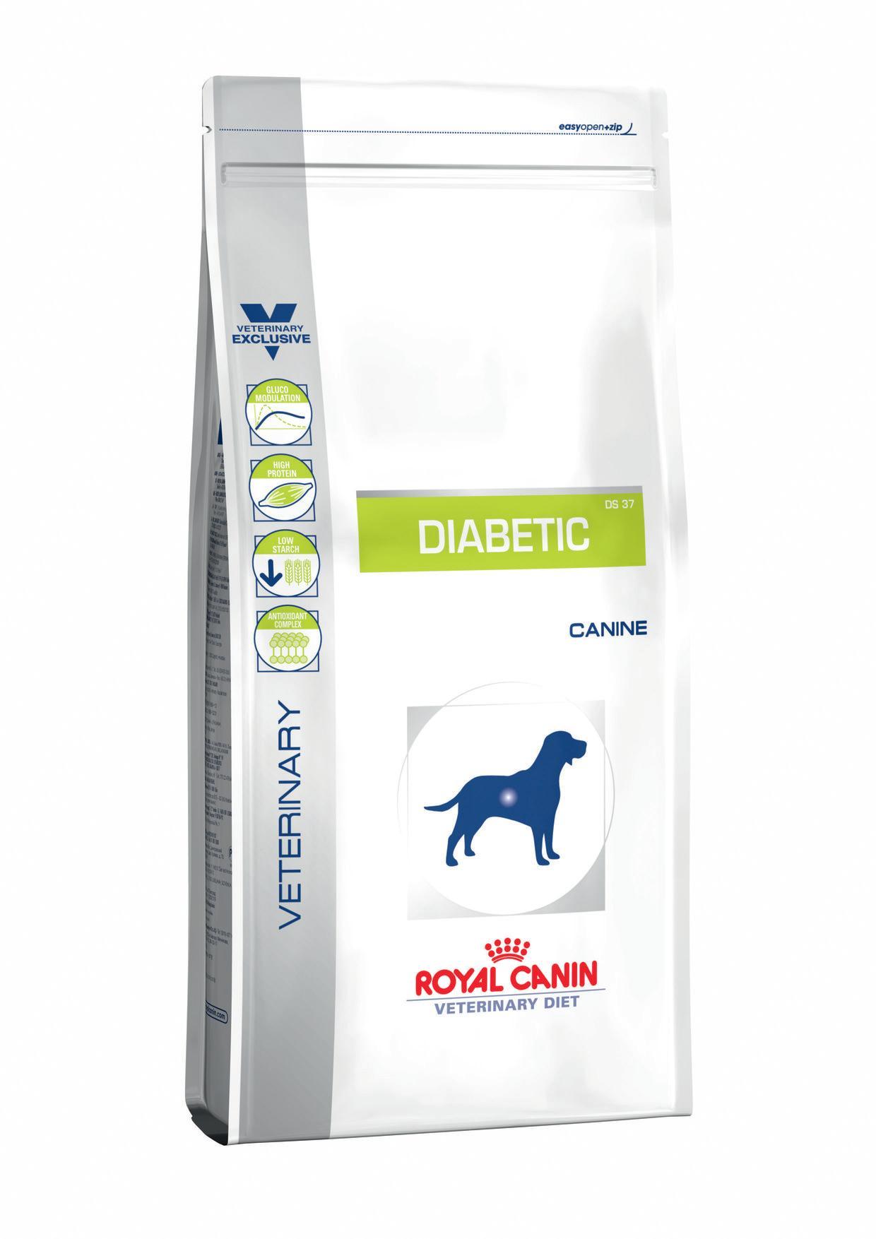 croquette chien diabétique