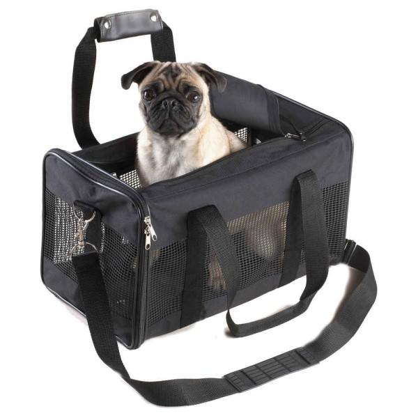 panier transport chien
