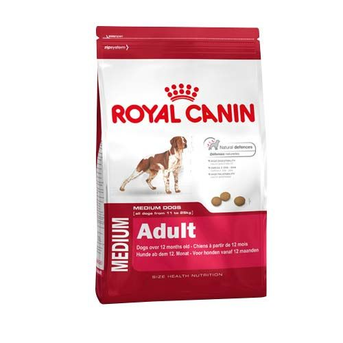 royal canin medium dog
