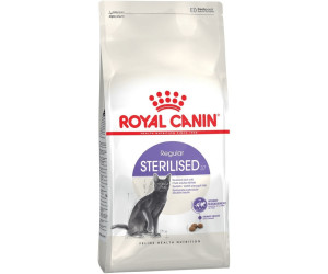 royal canin sterilised 37 pour chat