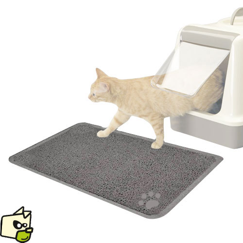 tapis litière chat