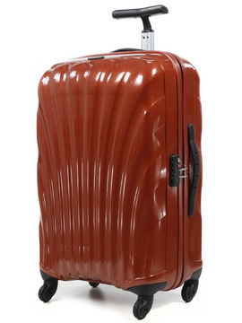 valise en polycarbonate samsonite