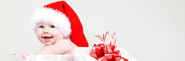 cadeau bebe noel