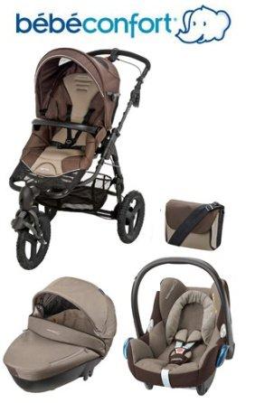 trio high trek bébé confort