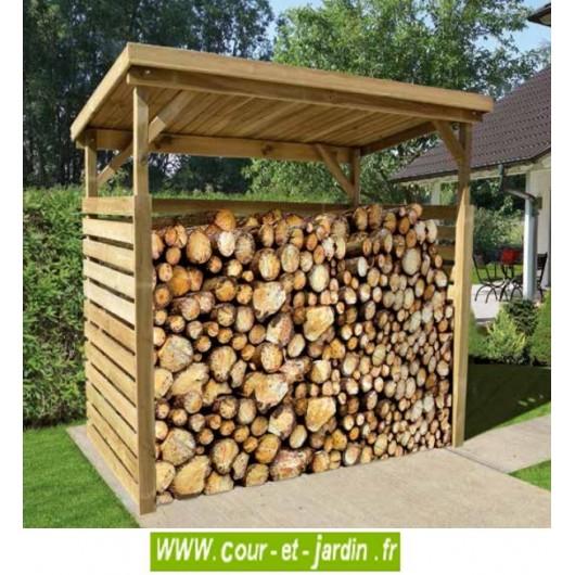 abri en bois